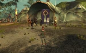 Shining Blade Camp