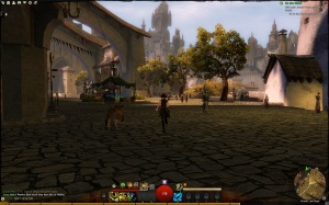 Running Around in Divinity's Reach
