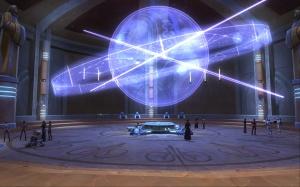 Planet Hologram