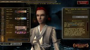 DDO Character Creator