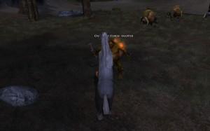 Ongbúrz Horse-trapper