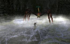 Meneghen, Spider