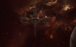 Minmatar Space Station