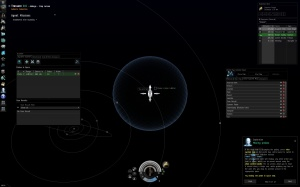 Solar System View