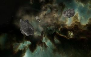 Tiny Asteroid
