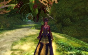 Mesmer Costume (pc)