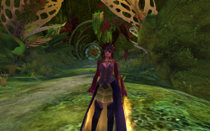 Mesmer Costume (mac)