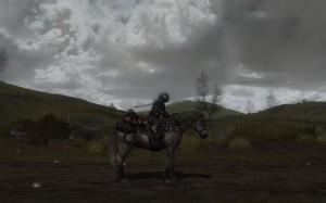 Burglar War-steed