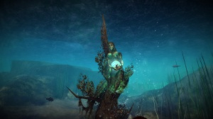Underwater Shrine