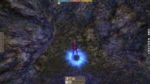 Tutorial Cave Exit