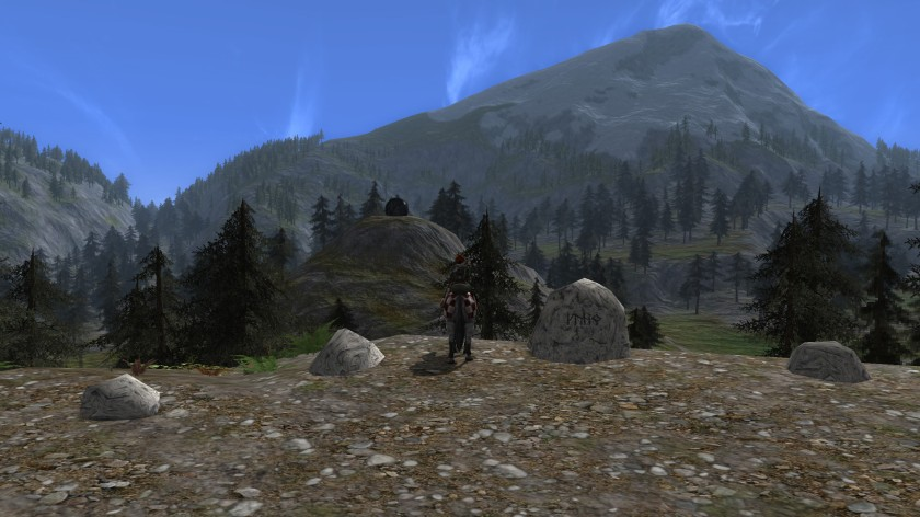 how to find minas deloth lotro